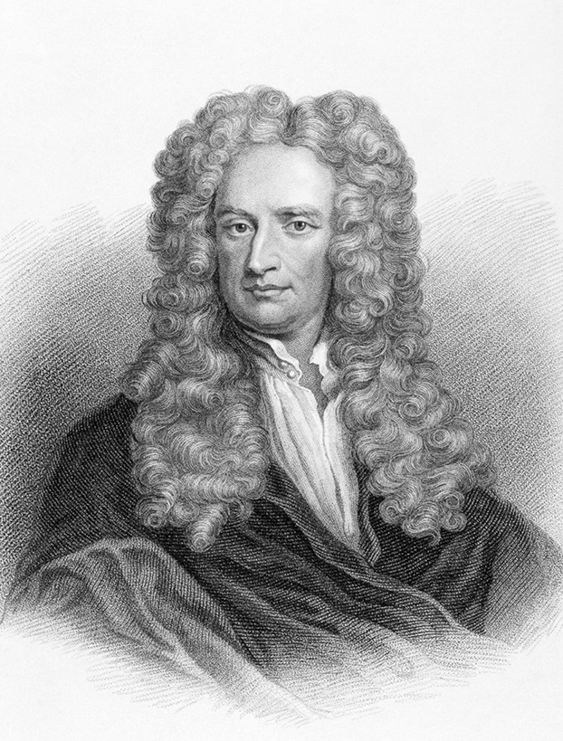 Biography Sir Isaac Newton