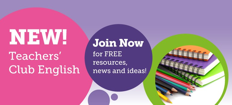 Welcome to the NEW! Teachers' Club English